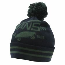 891e37333c item 3 MENS WOMENS NAVY GREEN VANS SKATER SKATEBOARDING WOOLLY BEENIE BEANIE  BOBBLE HAT -MENS WOMENS NAVY GREEN VANS SKATER SKATEBOARDING WOOLLY BEENIE  ...