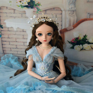 Details about 1/3 BJD Doll Dream Girl PVC