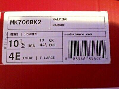 New Balance MK706BK2 Men's Postal 706v2