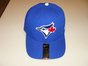 Toronto Blue Jays MLB Baseball Hat Cap Dri Fit Wool Classic Adjustable OS Strap