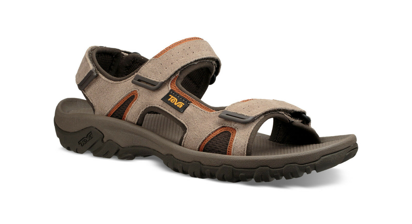 TEVA HIKING SANDALI UOMO MAN SANDALS TREKKING HIKING TEVA KATAVI 2 1019192 WALNUT e28af2