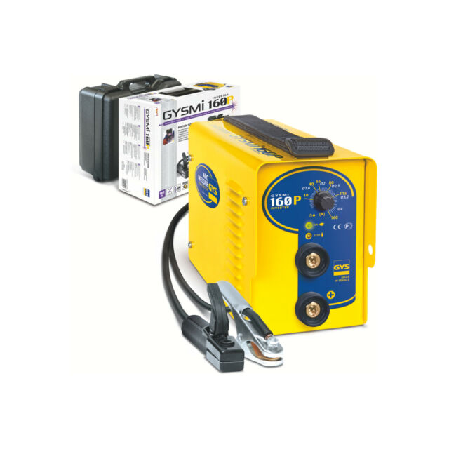 Parweld XTS163 160 Amp  Inverter Arc//Tig Welder C//W Carry Case