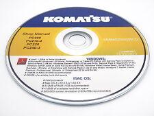Komatsu WA450-3LL Log Loader Shop Service Repair Manual