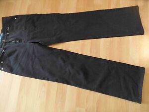 Das Bild wird geladen ESCADA-Sport-schoene-Jeans-LINDA-schwarz-Gr-40- 35b0688b23