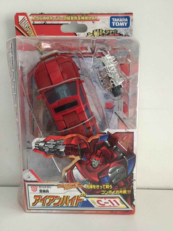 [NIB] Takara Transformers Henkei  Henkei  C-11 Ironhide