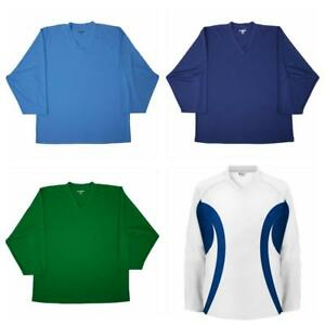 Firstar-Ice-Hockey-Jersey-PPJ-1-Rink-Practice-Arena-Game-Lightweight-Durable