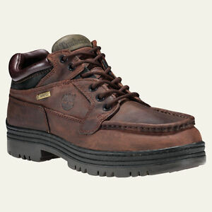 timberland classic chukka leather waterproof gore tex mens boots 37042
