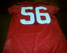 USA women's soccer team rare training jersey worn by players #56