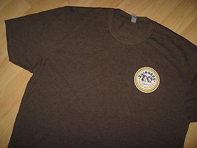 Two 2 Gingers Tee - Irish Whiskey Cocktail Lounge Pub Bar Ireland T Shirt XLarge