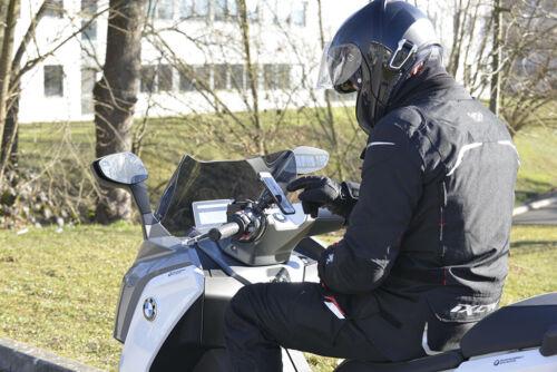 SCOOTER/MOTORINO COLLARE Mount con culla dedicata per iPhone 6 Plus