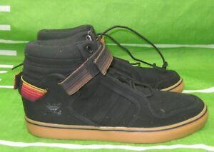 1ac209047 Hombre Negro De Adidas Nuevo Ar 13 Originals Lona Adirise Zapatos ntgAqHx