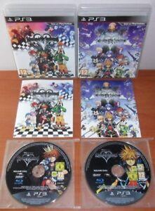 Kingdom Hearts Hd I 5 Ii 5 Remix Collection Playstation 3 Ps3 Blick Spanisch Ebay