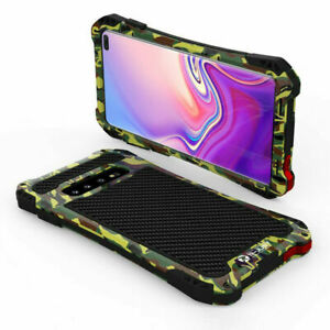 AMIRA-360-Waterproof-Anti-drop-Metal-Hybrid-Case-Cover-For-Samsung-S10-S9-S8