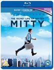 Secret Life of Walter Mitty 5039036065702 With Ben Stiller Blu-ray Region B