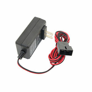 Electronic battery wind up 6v adapter charger cord for power wheels w6215 fisher price barbie lil quad sciox Gallery