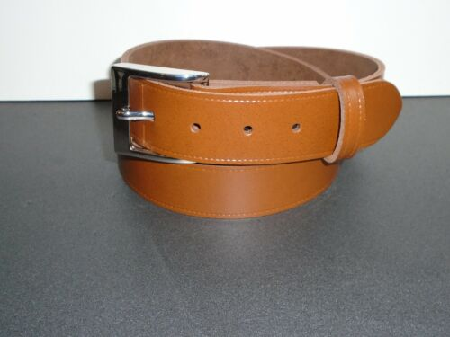 J1 HAND MADE QUALITY LEATHER JEAN OR TROUSER BELTS S TO XXL 7 COLOURS AVAILABLE