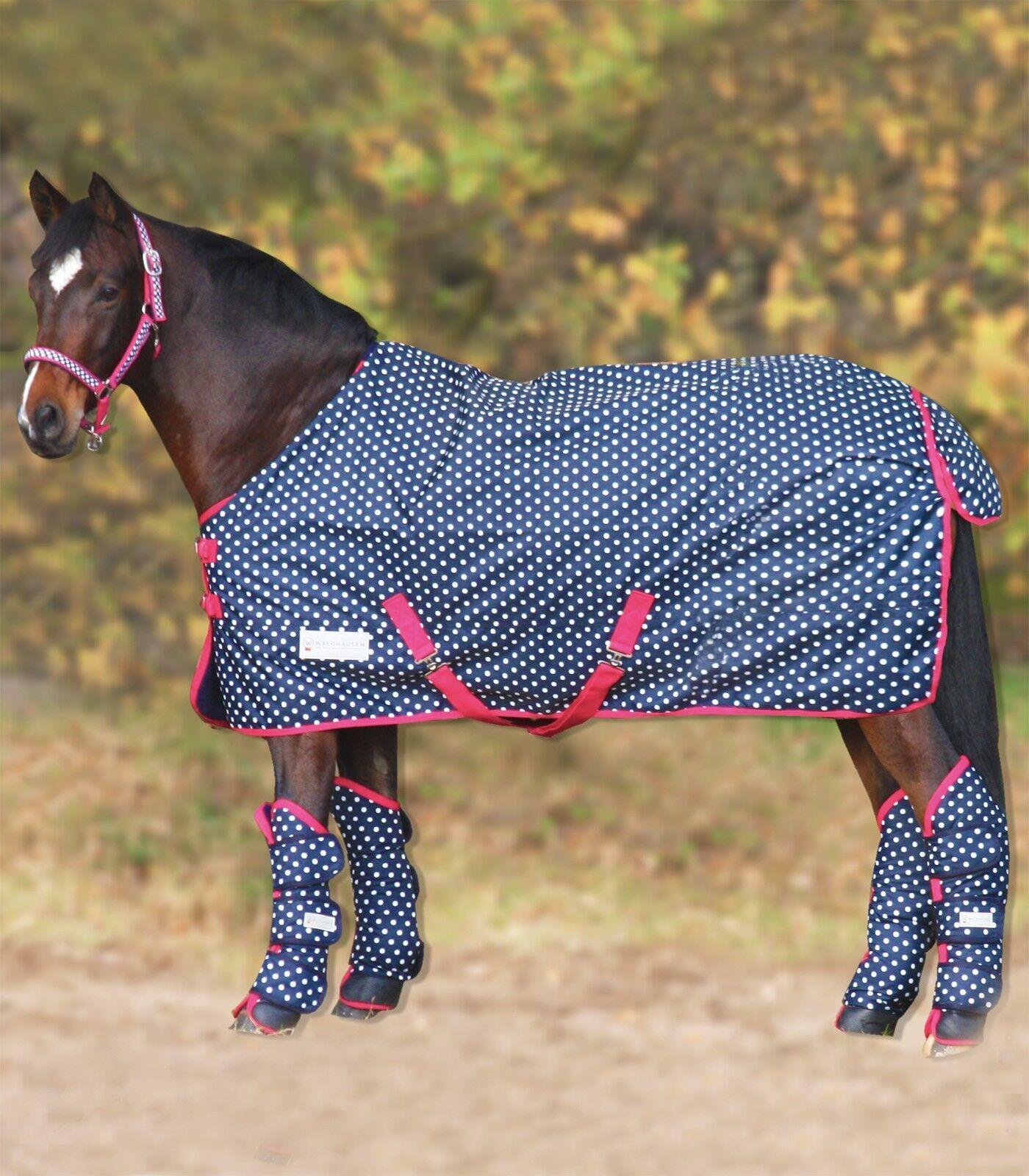 Manta Exteriores, de Lluvia, Ganadero Pony Unicorn 100G Relleno, Impermeable