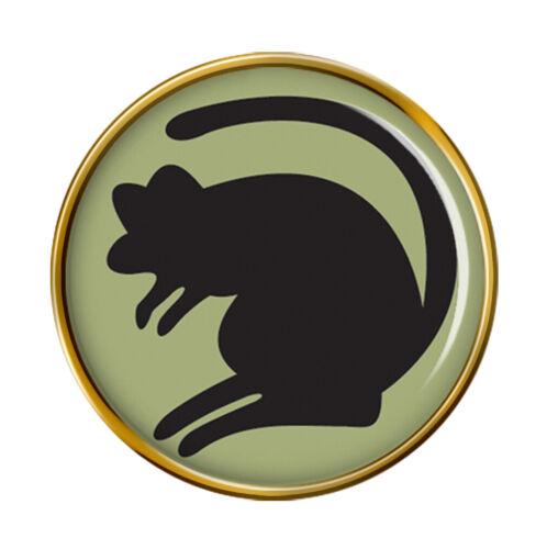 4th Brigada de Infantería /& HQ noreste Ejército británico Pin Insignia