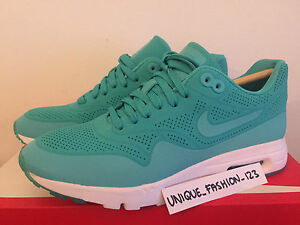 barril selva Correo  WMNS NIKE AIR MAX 1 ULTRA MOIRE UK 3.5 US 6 36.5 LIGHT RETRO MINT GREEN  WHITE 3M | eBay