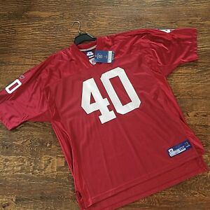 553d5d025686 Mens Pat Tillman  40 Arizona Cardinals NFL Reebok Jersey Size 2X NEW ...