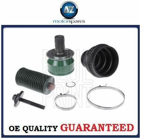 FOR MAZDA 3  1.4i 2003-2009 NEW OUTER CONSTANT VELOCITY CV JOINT KIT COMPLETE