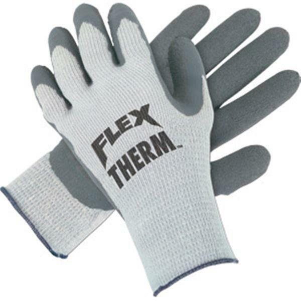 (12 Pairs) Flex Therm® String Knit Winter Safety Work Gloves S,M,L,XL NEW  9690