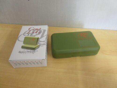 Richatd Wheatley Comp Lite Fly Fishing Box Lightweight 6/'/' Fly Fishing Box