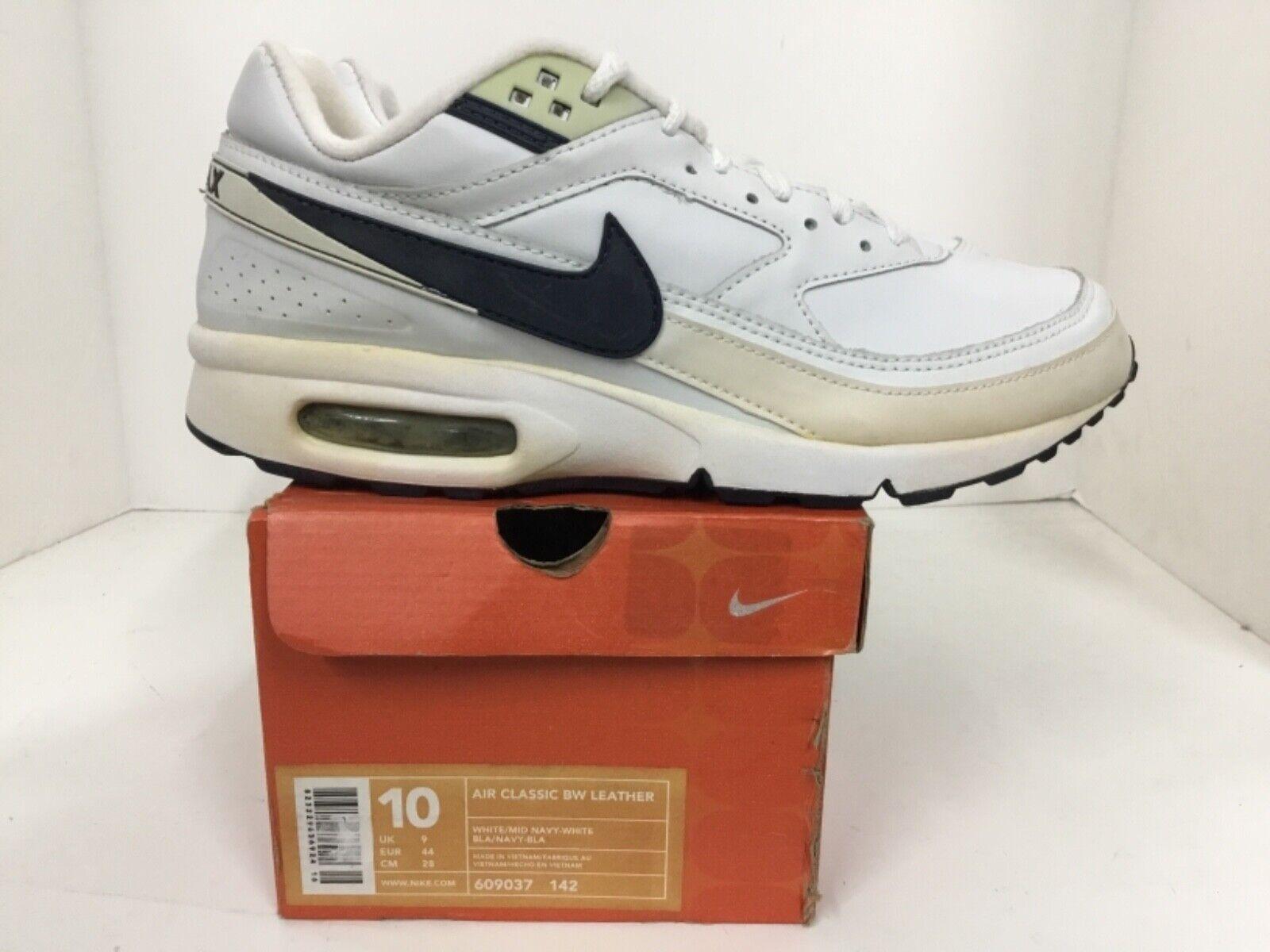 Nike Air Classic BW Leather  Mens Style \ 609037 142 Dimensione 10  produttori fornitura diretta