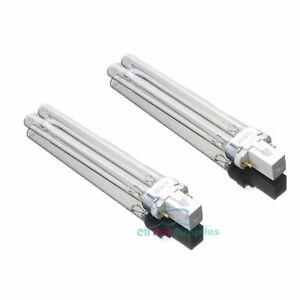 2-PCS-UV-Light-Bulbs-9W-Watt-G23-Base-for-Aquarium-UVC-Sterilizer