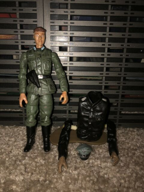 21st Century Toys Ultimate Soldier 1:18 WWII German Wehrmacht GERMAN OFFICER