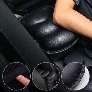 Apoyabrazos-coche-Suave-Cojin-vehiculo-Consola-Central-Apoyabrazos-Caja-Almohadillas-Apoyabrazos-Co