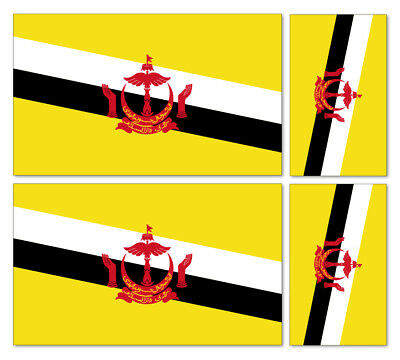 4 X PARALYMPICS FLAG VINYL CAR VAN IPAD LAPTOP STICKER BRITISH