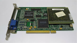 MATROX 576-04 REV.A VGA PCI Card