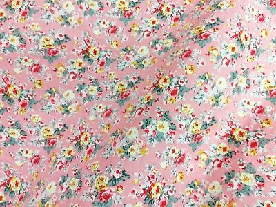 10 JELLY ROLL STRIPS COTTON PATCHWORK FABRIC FLO/'S LITTLE FLOWERS