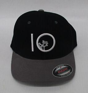5048ffd7d11 TenTree Classic Fit Cap Hat SP17-UXCLA Black Asphalt Size Large ...