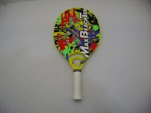 5f893c816783 Image is loading Beach-Tennis-Racquet-Racket-MBT-Young-paint-2018-