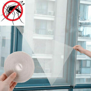 White-Home-Window-Screen-Mesh-Net-Insect-Fly-Bug-Mosquito-Moth-Door-Netting