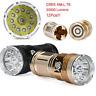 30000LM 12 x CREE XM-L T6 LED Flashlight Torch 4x 18650 5-Modes Light Lamp Lot