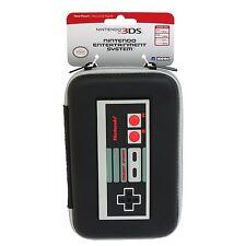 3DS XL DSI Retro NES Mini Console controller Hard Pouch RETRO look Case