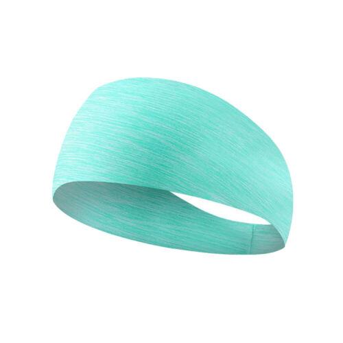 Sport Stirnband Yoga Dance Laufen Fitness elastische atmungsaktive Schweißbänder