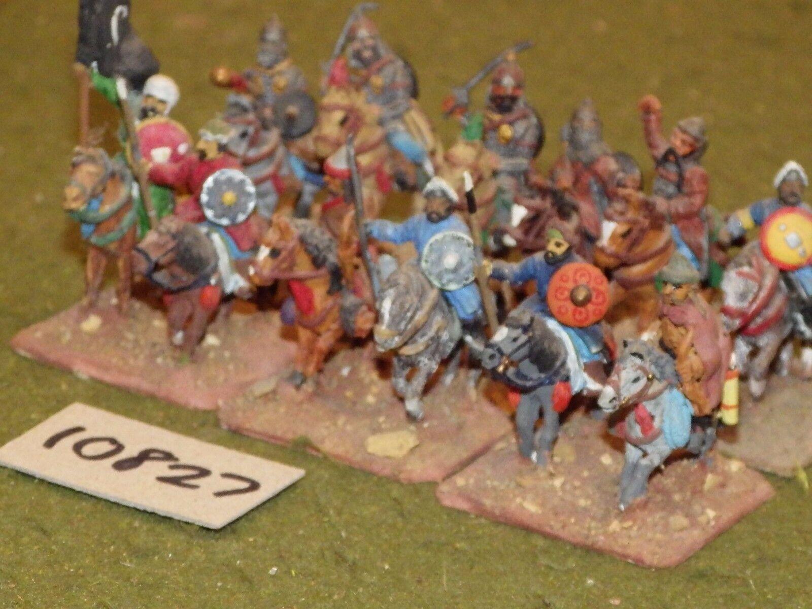 25mm dark ages   ghaznavid - cavalry 12 cavalry - cav (10827)