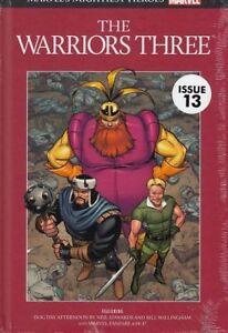 MARVEL-039-S-MIGHTIEST-HEROES-GRAPHIC-NOVEL-13-034-WARRIORS-THREE-034-HC
