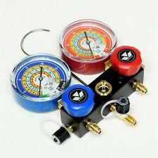 Mastercool 51303 Aluminum Charging Manifold R600a R290 R134a Hvac Refrigeration