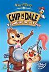 Chip 'n' Dale Volume 2 - Trouble in a Tree 5017188816038 DVD Region 2