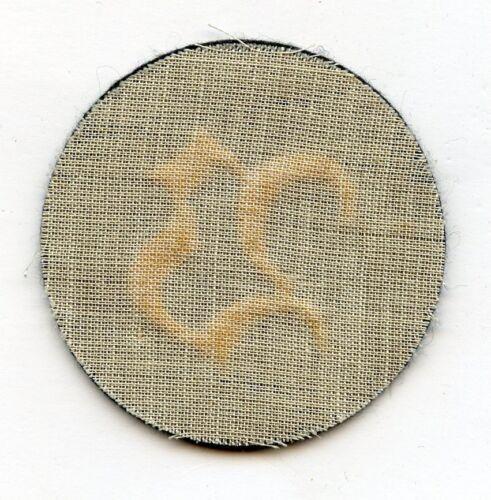 Original Wehrmacht Heer Ärmelabzeichen Zahlmeister Anwärter//Verwaltungsunteroff.