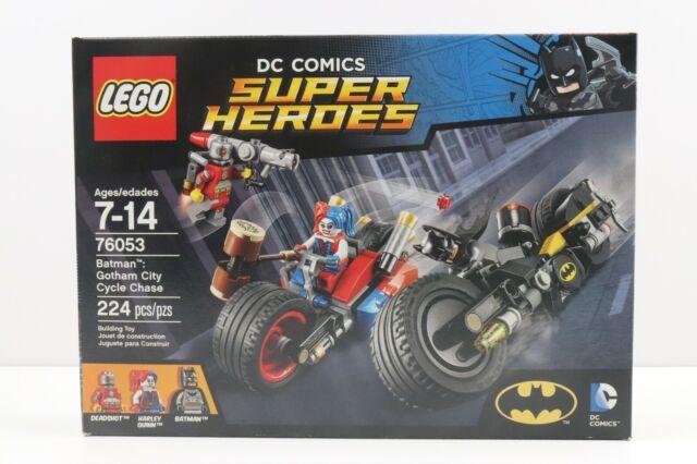 slpit from 76053 LEGO 76053 Batman Gotham City Cycle Deadshot Minifigure only