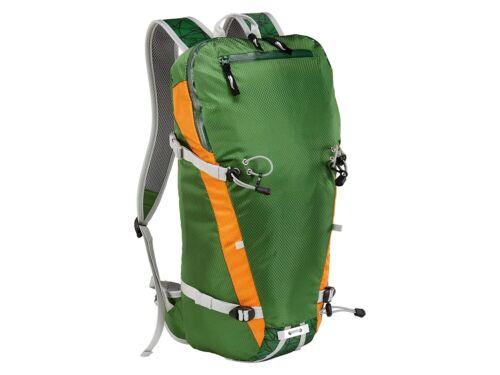 CRIVIT DISCOVERY ADVENTURE Backpack TRAVEL HIKING  RUCKSACK Green 25l, Light