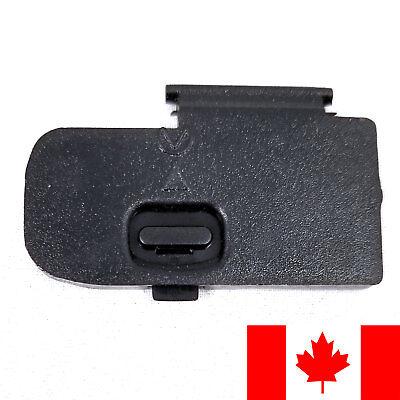 Generic for Nikon D40 D40X D60 D3000 D5000 Battery Door Cover Repair Part Replacement Battery Lid