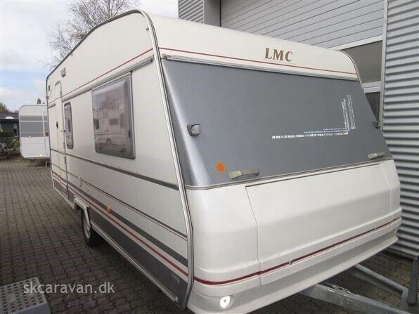 LMC Luxus 490 MD, 1995, kg egenvægt 950