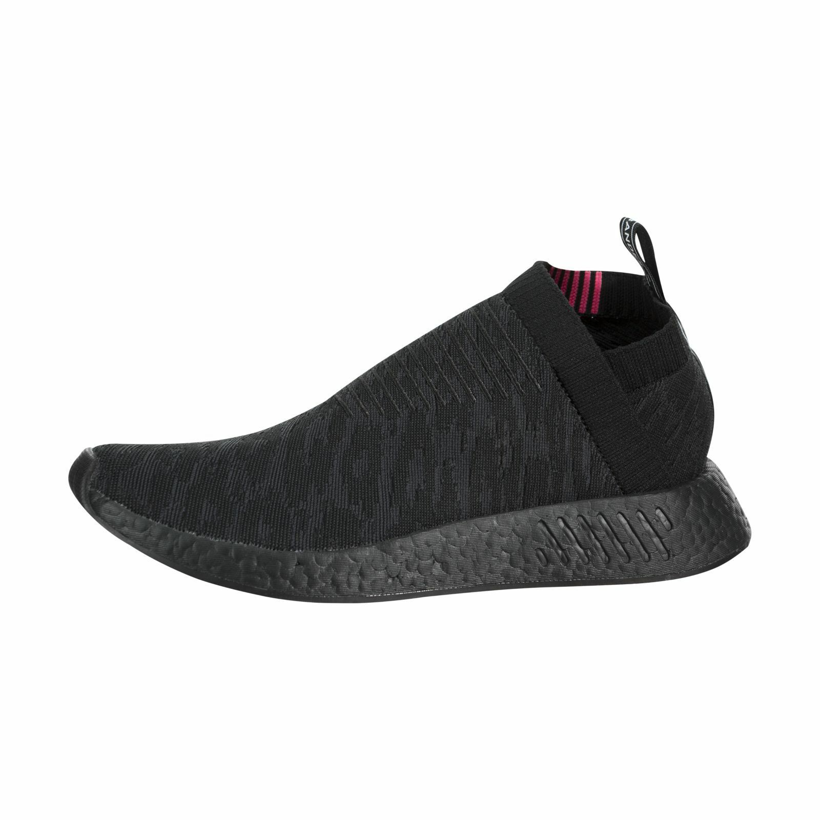02046441a7acf adidas NMD Cs2 PK Triple Black Sz 8 Cq2373 City Sock Primeknit Shock ...